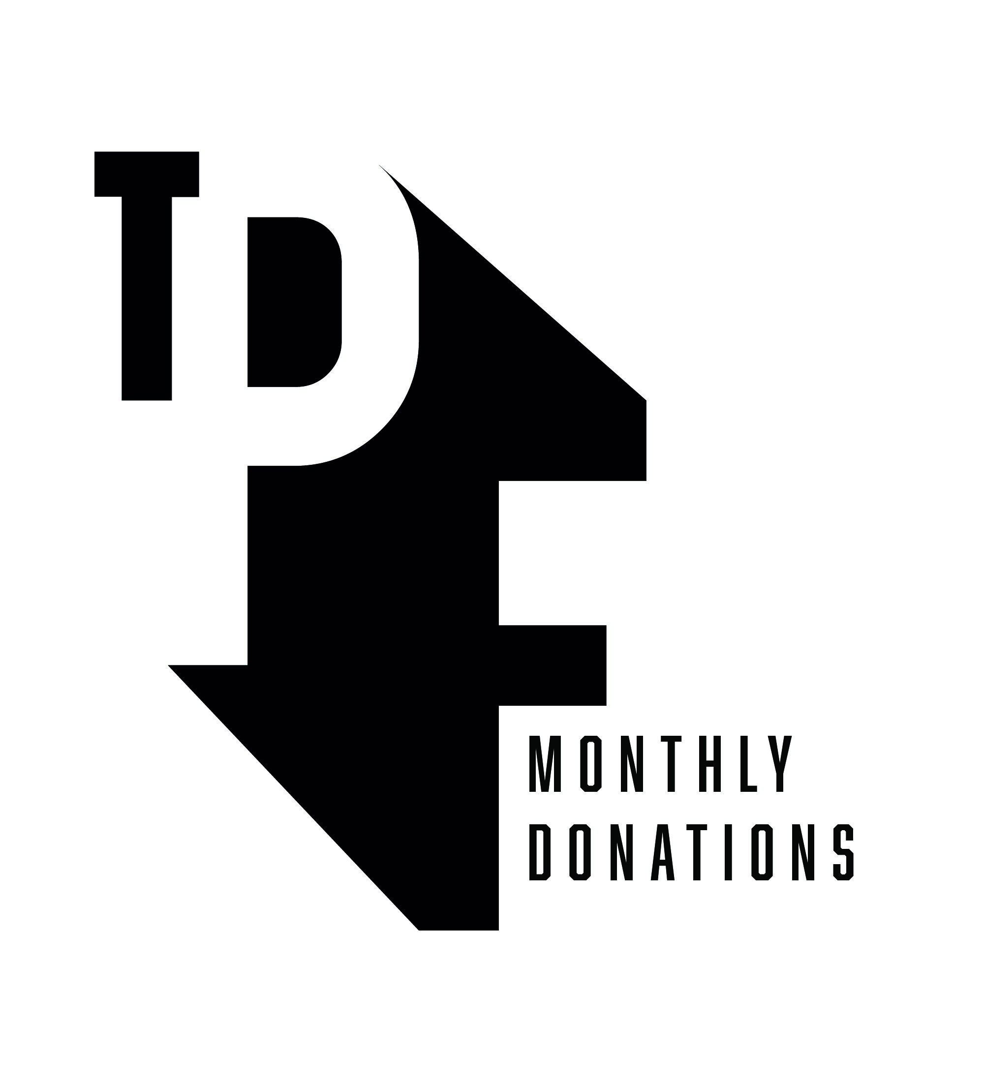 TPF Monthly Donations